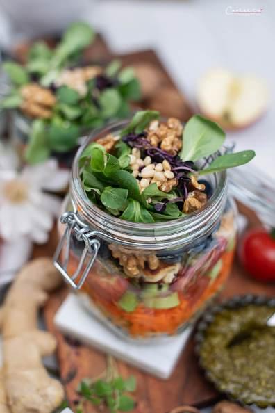 Salat im Glas_2525