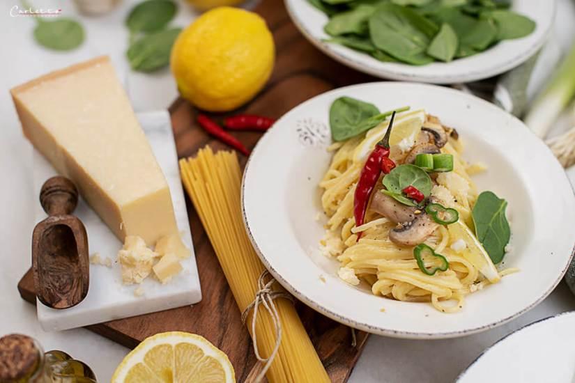 Zitronen Spaghetti_0534