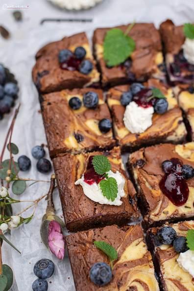Schoko Cheesecake Brownies_9000