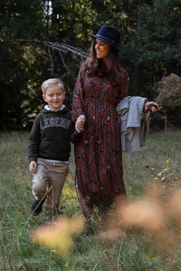 Herbstpicknick im Wald_4642