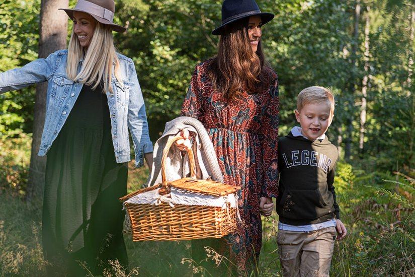 Herbstpicknick im Wald_4700