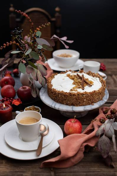 Granola Torte _3176