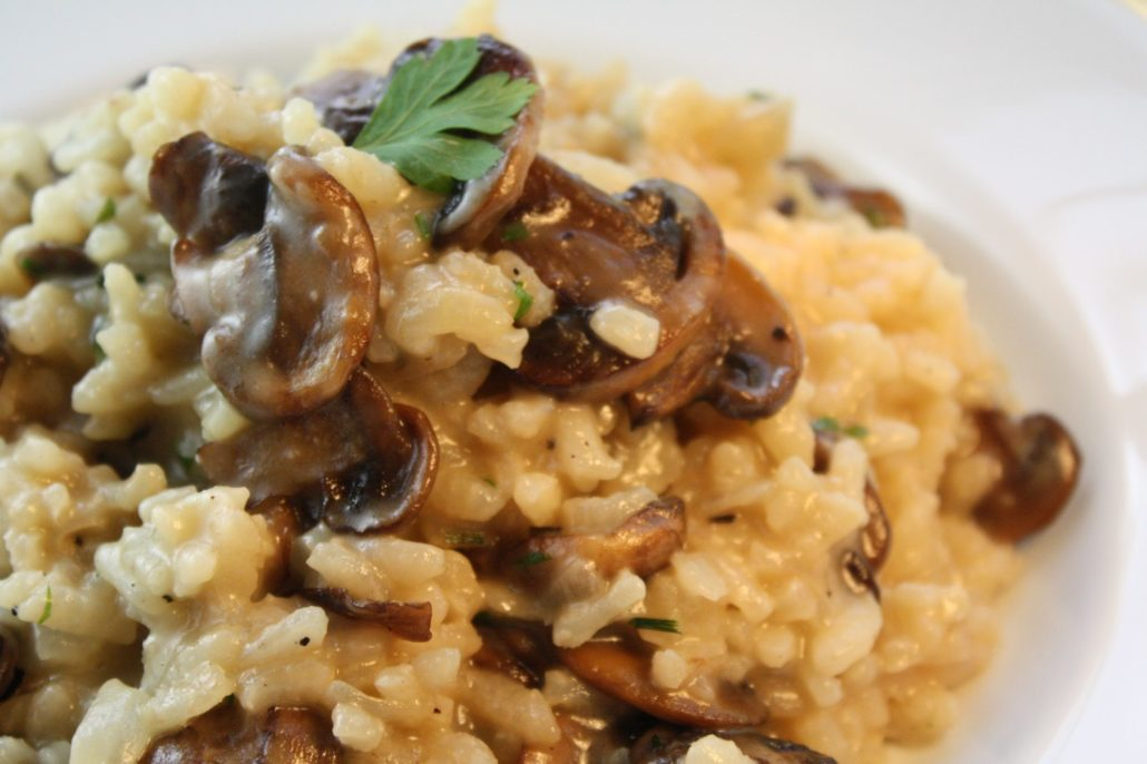 Risotto Recipe Dishmaps