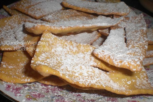 carnival fried dough