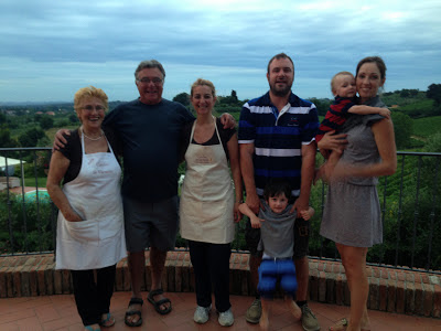 private dinners in tuscany e cooking classes