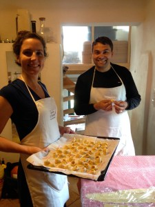 cappellacci cooking class tuscany
