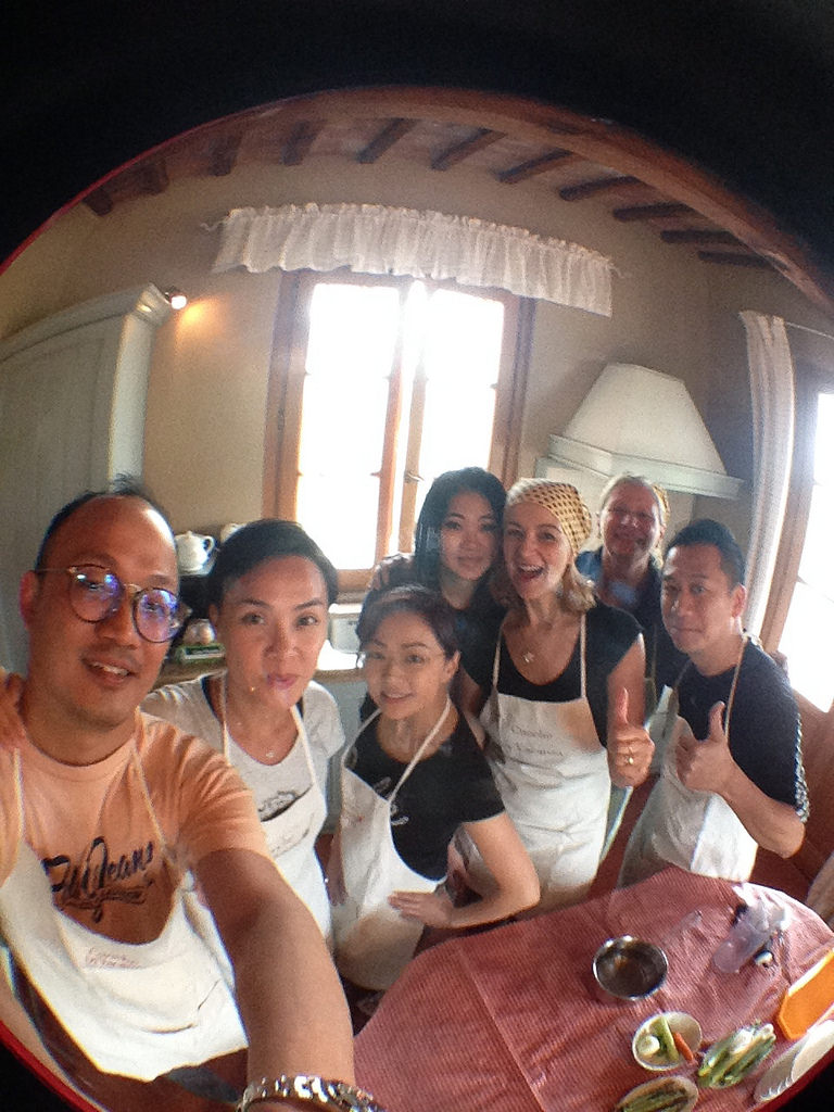 vegetarian cooking courses in tuscany