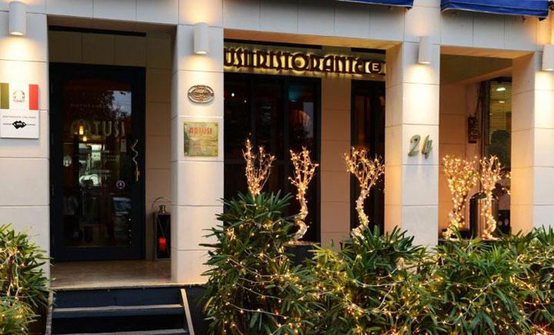 artusi ristorante e bar in india