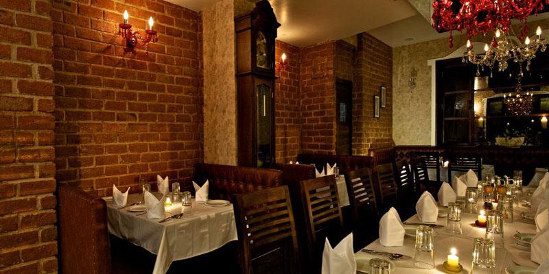 italian experience restaurants india
