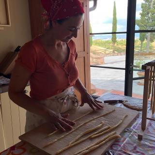 Pici private chef in tuscany