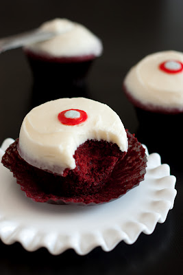 Sprinkles Red Velvet Cupcakes with Cream Cheese Frosting