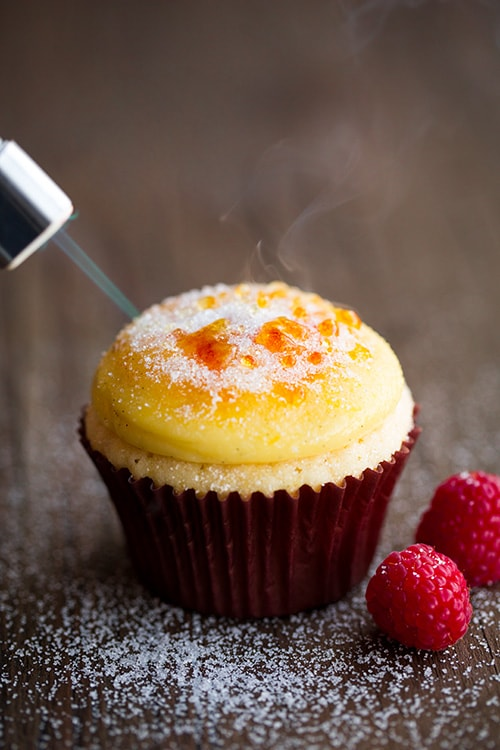 Creme Brulee Sugar Topping
