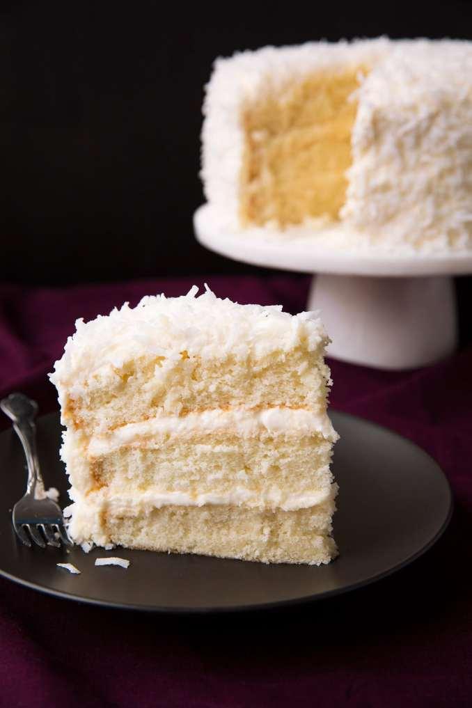Best Ever Coconut Cake Recipe - Cooking Classy