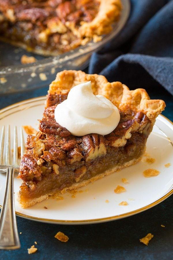 Perfect Pecan Pie Recipe Cooking Classy