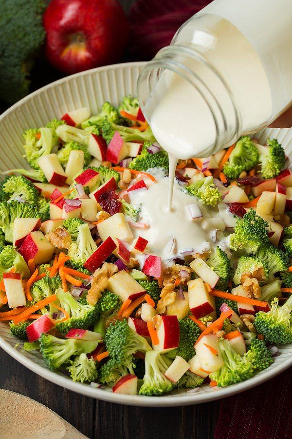 Broccoli Apple Salad