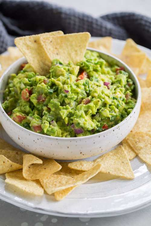 Guacamole Recipe {Step by Step Photos} - Cooking Classy