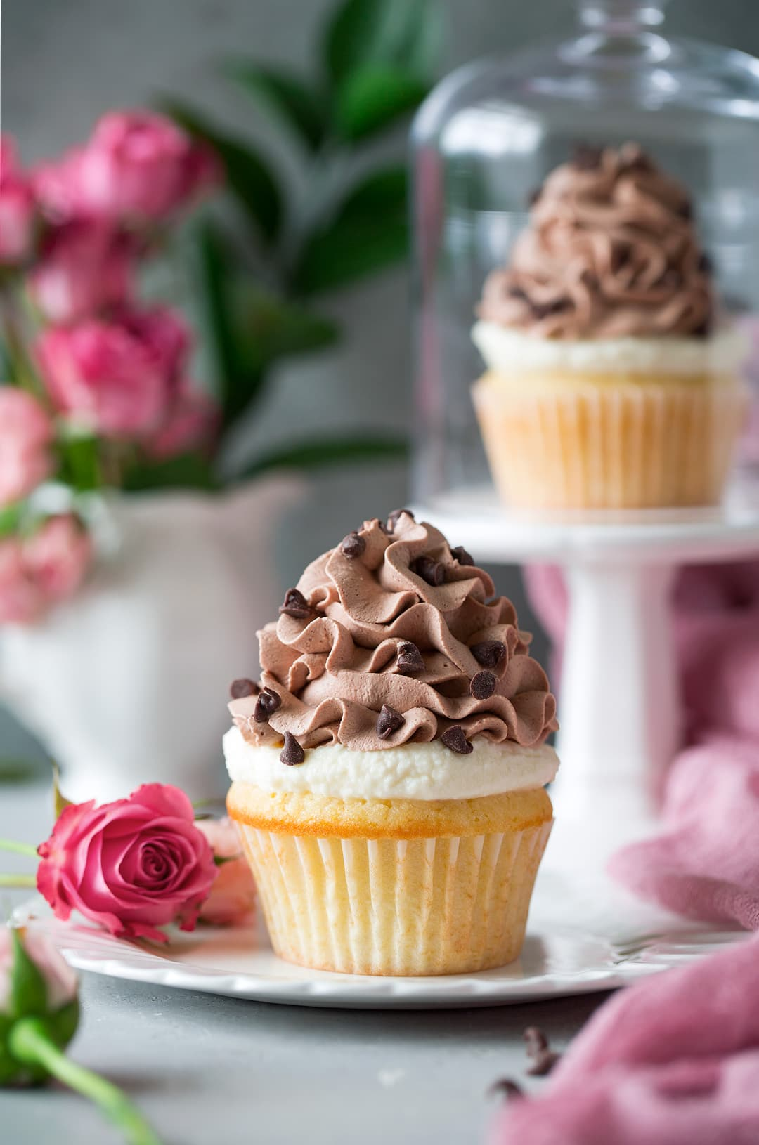 Cannoli Cupcakes Cooking Classy