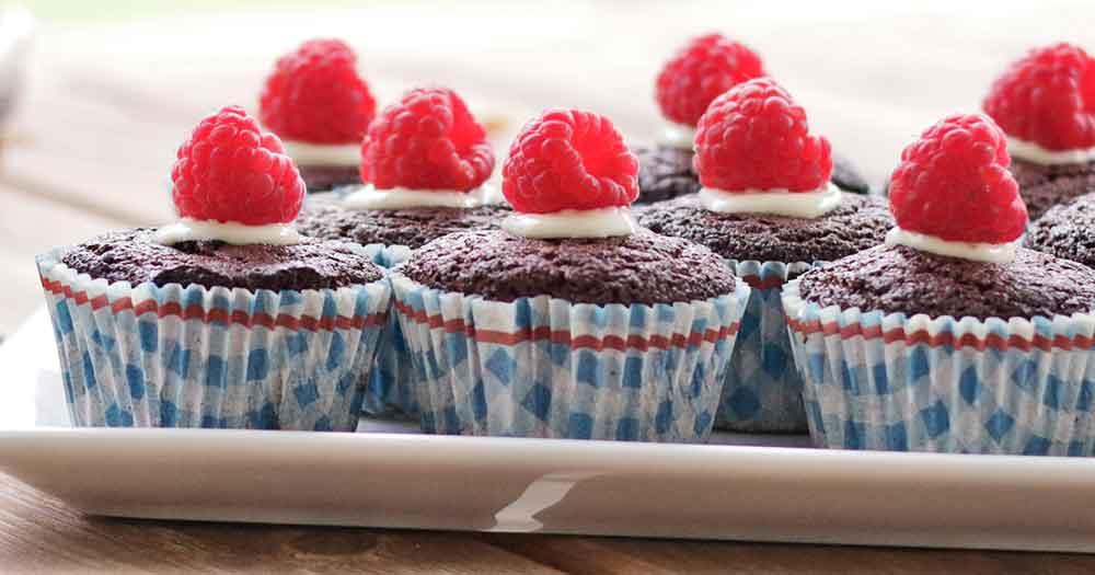 chokolademuffins glutenfri muffins opskrift