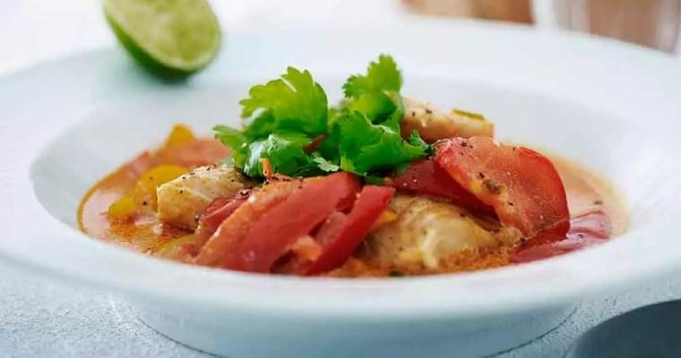 Moqueca – brasiliansk fiskesuppe