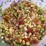 Roasted Corn Salad - CookingCoOp.com