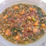 Lentil Soup with Kale - CookingCoOp.com