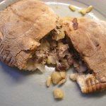 Savory Pork with Apple and Sage Pies - CookingCoOp.com