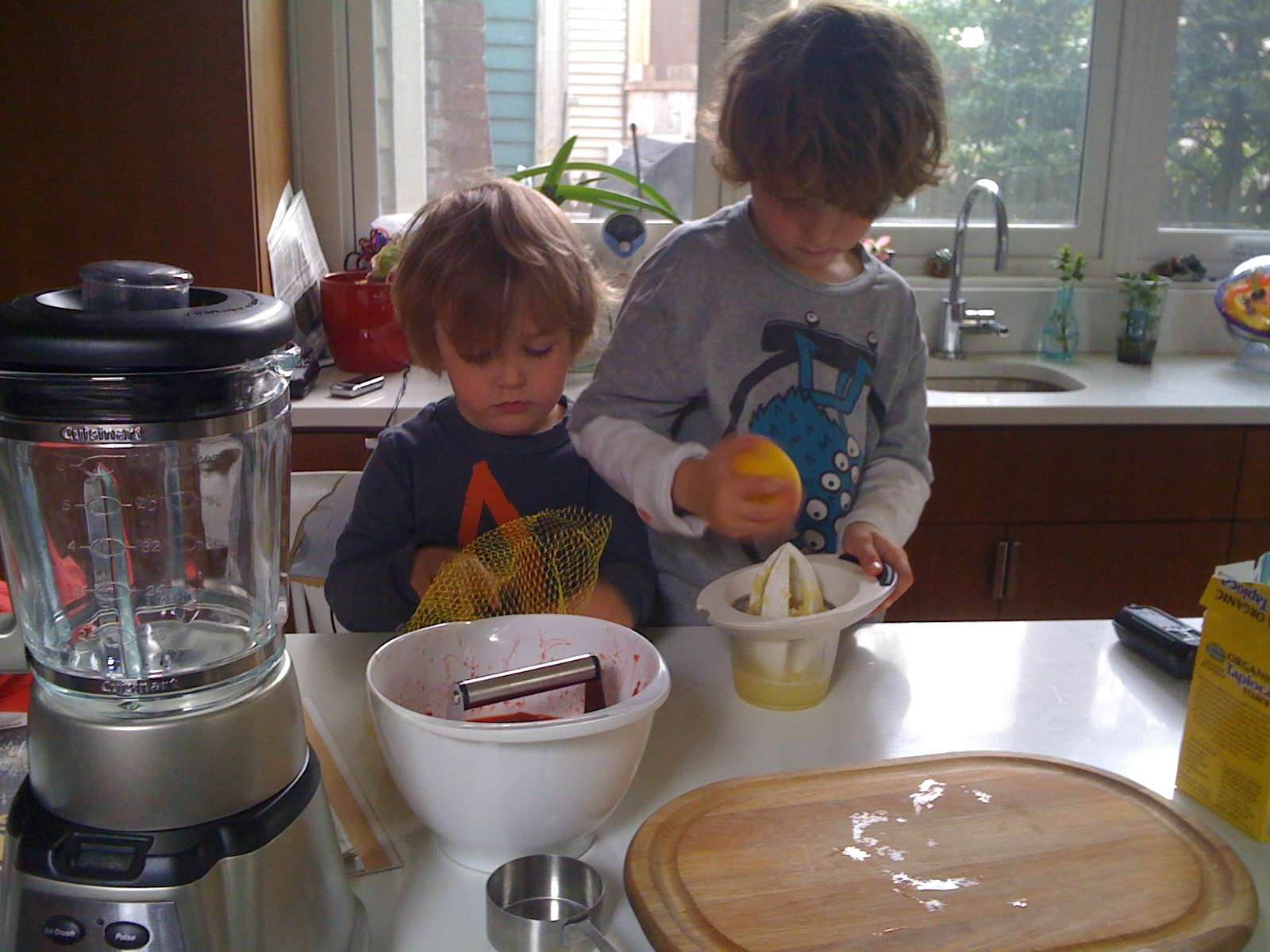 Kids Cooking - CookingCoOp.com