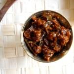 Puli Inji - Inji Puli - Inji Curry Recipe for Kerala Sadya