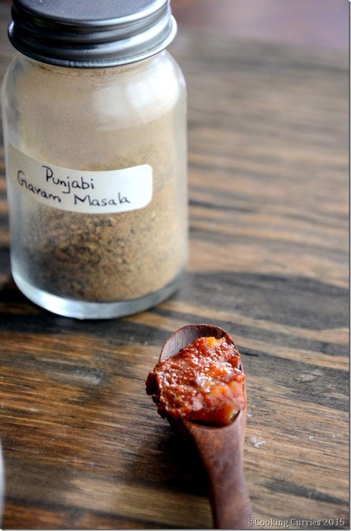 Achari Aloo Chole - Potatoa dn Garbanzo Bean Curry with Pickling Spices - Mirch Masala (4)