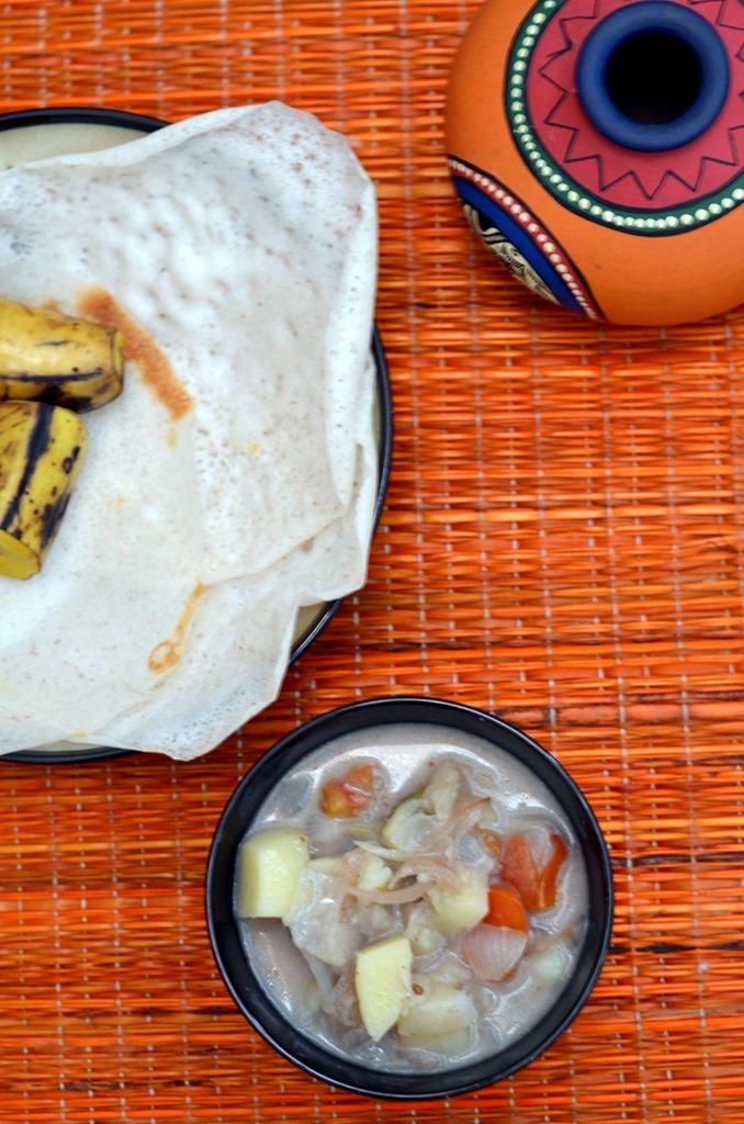 Kerala Style Potato Stew - #foodiemamas - Cooking Curries (3)