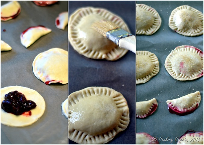 Cherry Thyme Puff Pastry Hand Pies - FoodieMamas - www.cookingcurries.com (7)