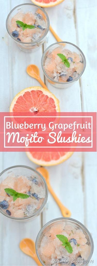 Blueberry Grapefruit