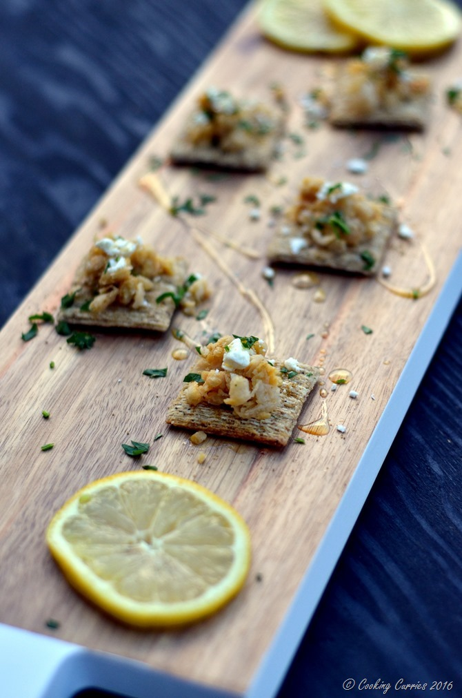 Smashed Chickpeas, Feta and Lemon Triscuit - www.cookingcurries.com (3)