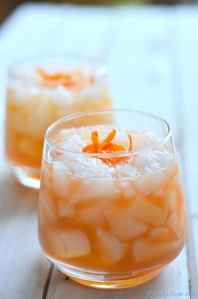 Orange Bourbon Smash (4)