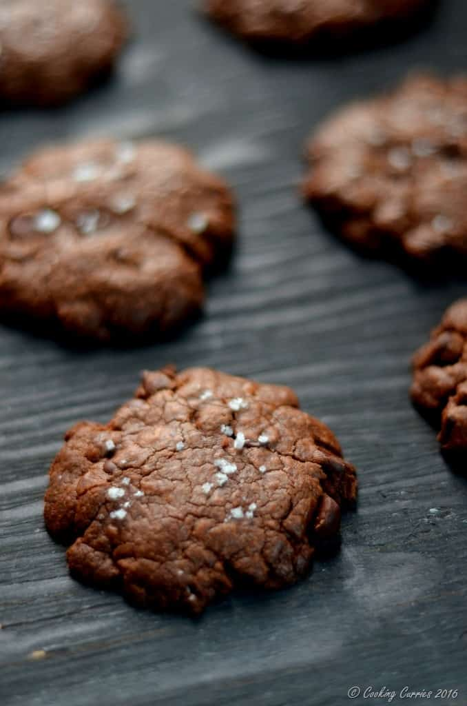 Salted Nutella Chocolate Chip Cookies (2)