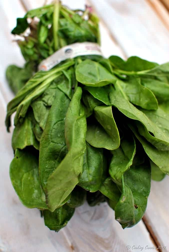 Keerai Masiyal - South Indian Style Spinach Mash - Vegan Gluten Free (2)