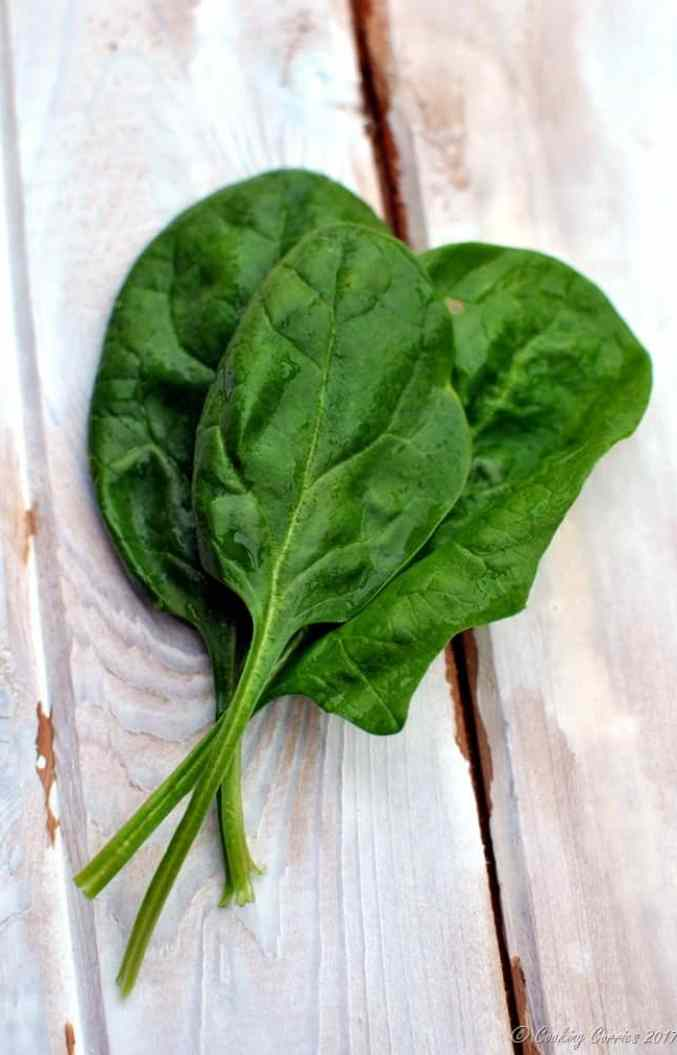 Keerai Masiyal - South Indian Style Spinach Mash - Vegan Gluten Free (3)