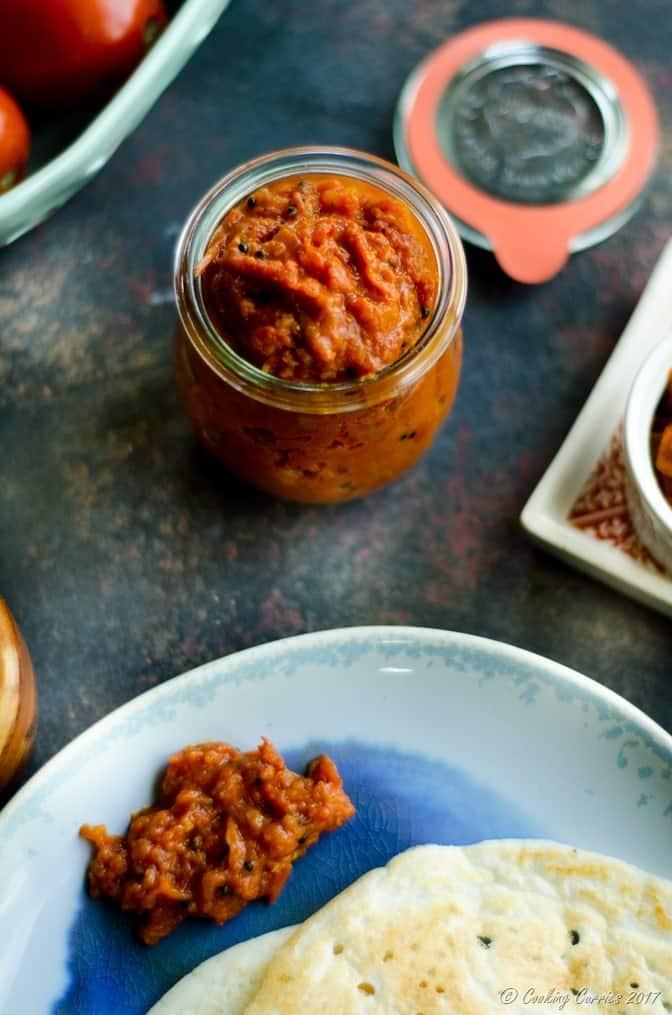 Tomato Thokku - Thakkali Thokku (3 of 5)