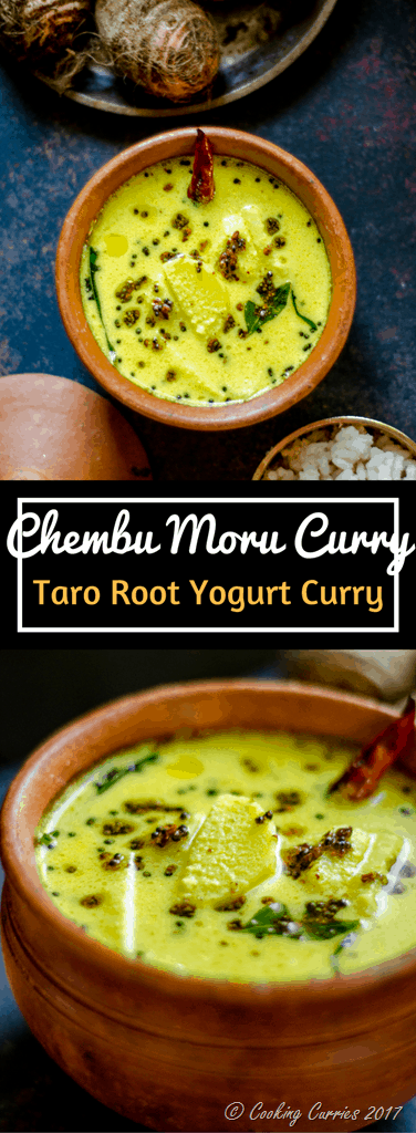 Chembu Moru Curry