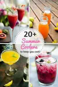 Summer Coolers to Beat the Heat