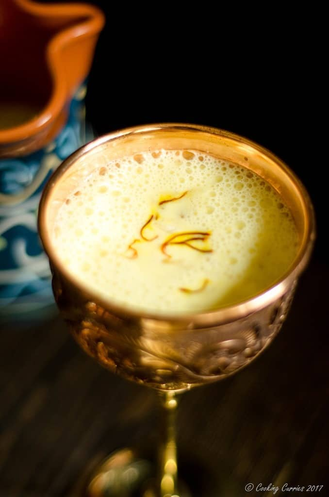 Saffron Almond Milk - Kesar Badam Doodh (1 of 7)