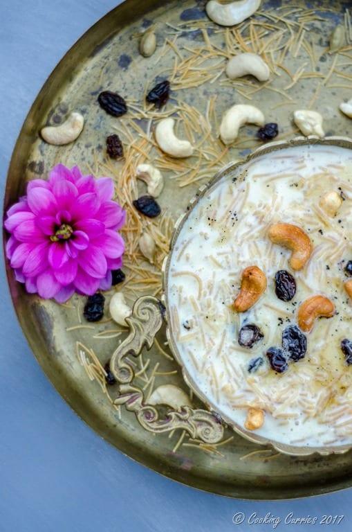how to make vermicelli milk payasam
