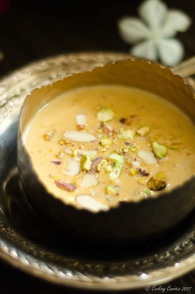 Lauki Kheer - Doodhi Kheer - Bottle Gourd Milk Pudding (7 of 7)