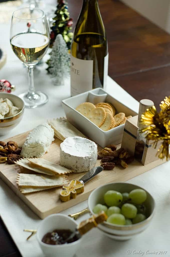 Holiday Entertaining - Wine and Cheese Party (7 of 7)