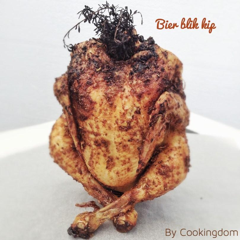 Bier blik kip by Cookingdom