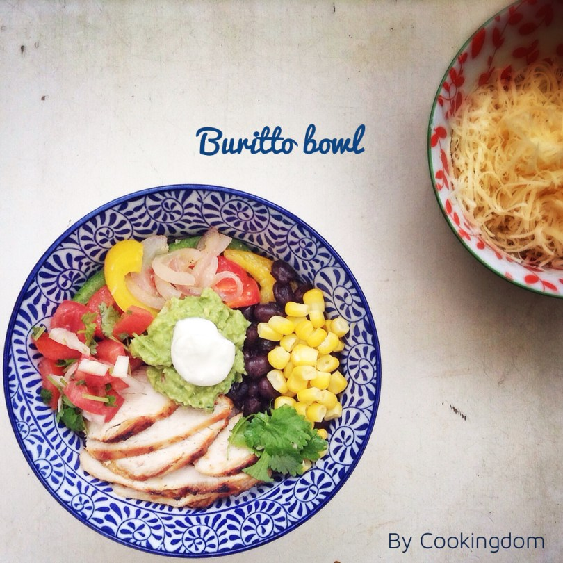 Buritto bowl by Cookingdom