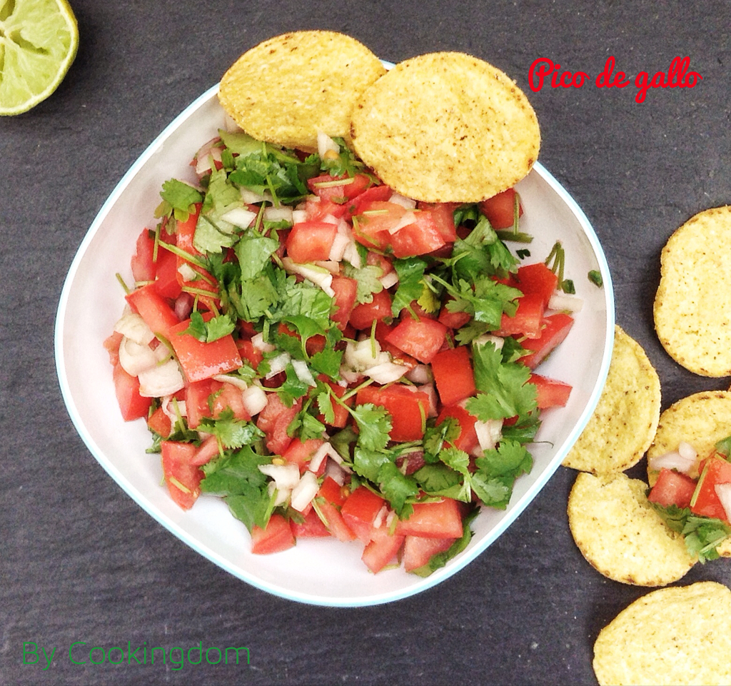pico de gallo by Cookingdom