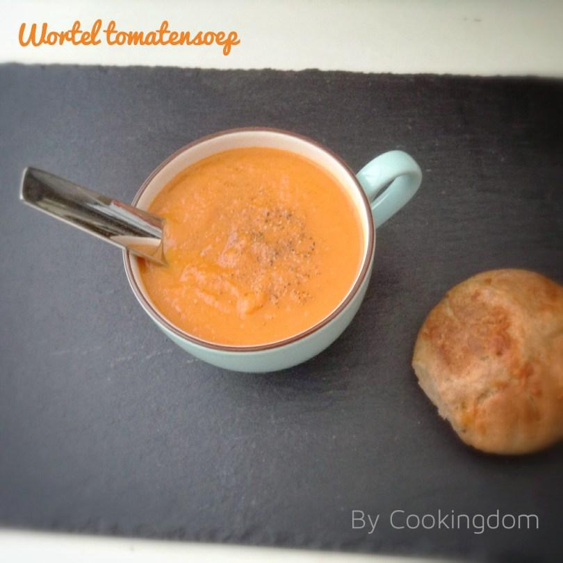 Wortel tomatensoep By Cookingdom