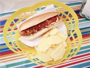 Broodje hotdog