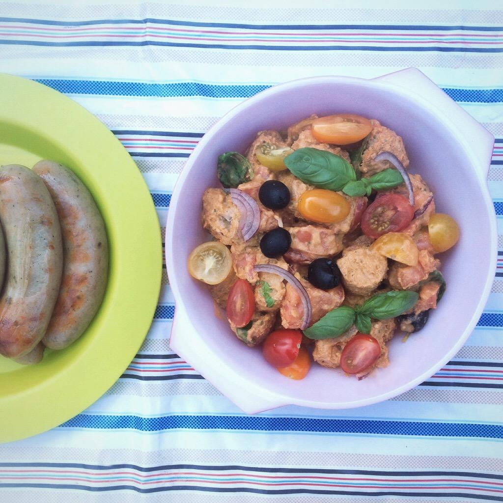 Panzanella By Cookingdom